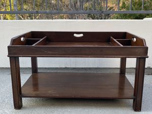 Solid wood coffee table for Sale in Oceanside, CA
