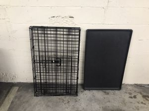 Collapsible Dog Crate for Sale in Seattle, WA