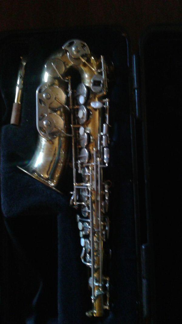 Selmer as300 alto saxophone