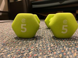 5 Pound Dumbbell for Sale in Medford, MA