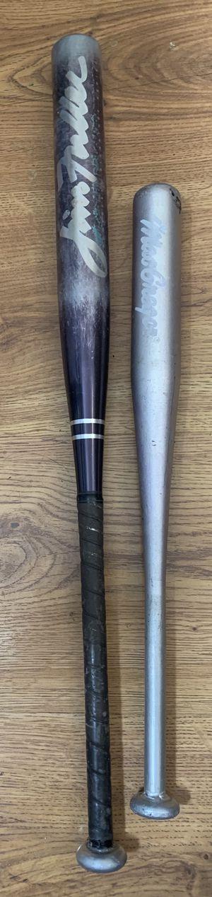 Jim Fuller and Mcgregor Baseball Bat for Sale in Aurora, CO