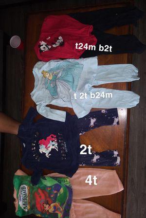 toddler girl bundle for Sale in Phoenix, AZ