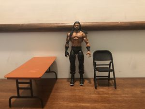 Romana Reigns Elite action Figure for Sale in North Attleborough, MA