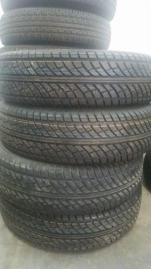 ST205.75.14 Transmaster Trailer Tires for Sale in Duncanville, TX