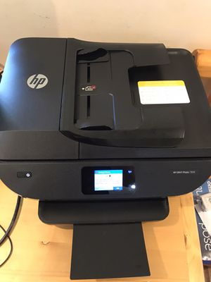 HP ENVY 7858 wireless All in one color printer for Sale in Houston, TX