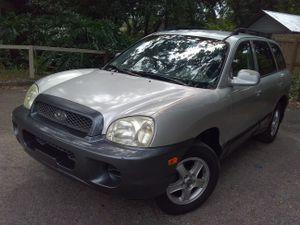 2003 Hyundai Santa Fe Very Clean for Sale in Tampa, FL