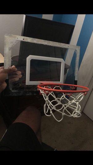 Mini basketball hoop for Sale in Chandler, AZ