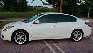 4-Wheel Disc Brakes 2007 Nissan Altima Brake Assist for Sale in Salt Lake City, UT