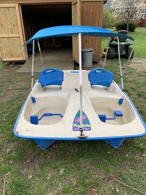 Playmate Sunslider Paddle boat for Sale in Pekin, IL