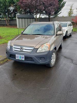 2006 Honda CRV. for Sale in Portland, OR