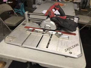 Table saw for Sale in Whittier, CA