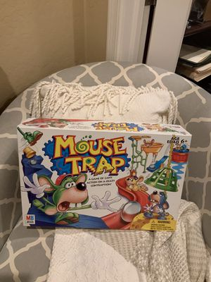 Mouse trap board game for Sale in Avondale, AZ
