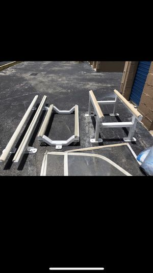 Long bunk 7' & 4', and boat engine parts, throttle for Sale in Norcross, GA