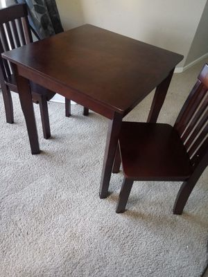 Brand new kids table 2 chair for Sale in Dallas, TX