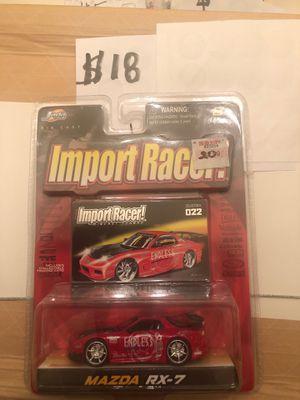 Jada Toys 1/64 Import Racer Mazda RX7 for Sale in Las Vegas, NV