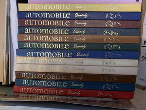 12 Automobile Quarterly Books for Sale in Saddle Brook, NJ