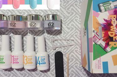 Mefa Dip Powder Set Starter Set New for Sale in West Jordan,  UT