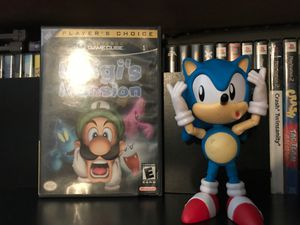 Luigi's Mansion for the Nintendo GameCube for Sale in Los Angeles, CA