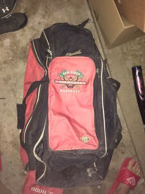 Diamond Baseball Bag for Sale in San Diego, CA