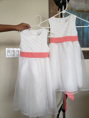 Two Dresses for Girls for Sale in Chula Vista, CA