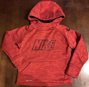 Nike boys sweatshirt - like new - size 4T for Sale in North Bethesda, MD