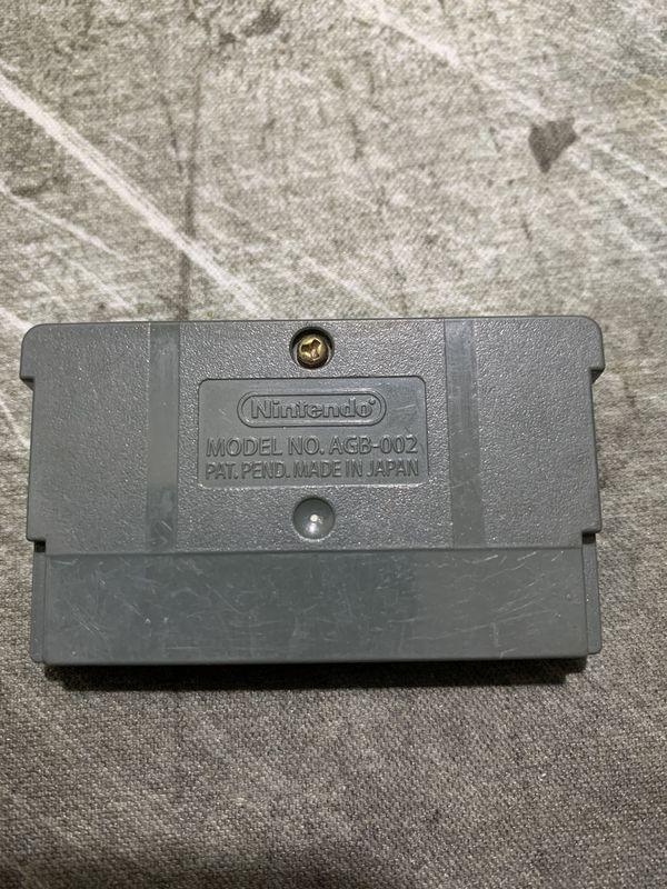 Gameboy Advance Wolfenstein 3d