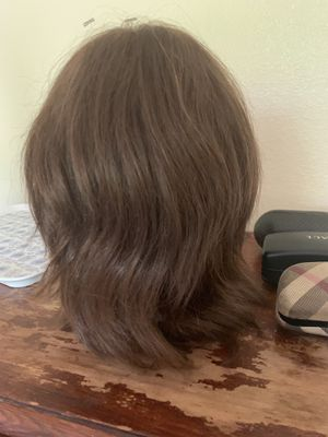 Real hair wig, never worn. for Sale in Tampa, FL