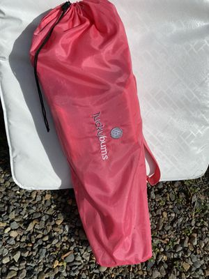 Lucky Bums Pink Comfy Chair for Kids for Sale in West Linn, OR
