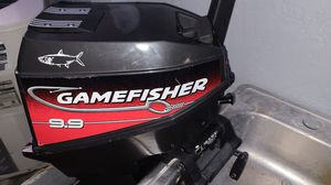 9.9 gamefisher outboard for Sale in Miami, FL