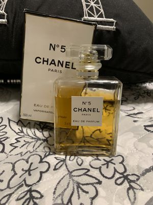 Chanel Paris perfume 100% original for Sale in Fort Worth, TX