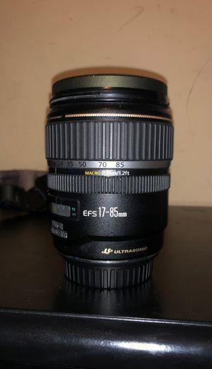 17-85mm for Sale in Long Beach, CA