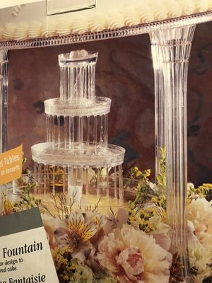 Cake Fountain for Sale in Windermere, FL