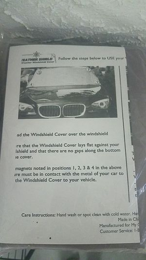 Weather shield for your car bulk 40 -50 units for Sale in Ruskin, FL