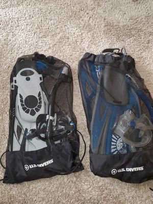 Us divers snorkel sets for Sale in Surprise, AZ