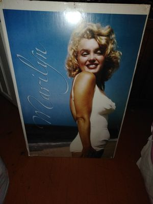 Big picture of Marilyn Monroe for Sale in New Britain, CT