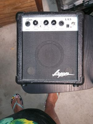 LYON LA5 AMPLIFIER for Sale in Denver, CO