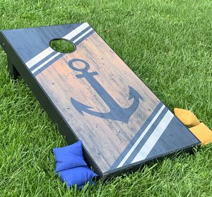 2 Cornhole Boards with 8 Bags for Sale in Greensboro, NC