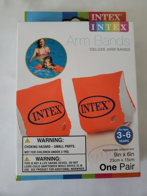 Intex arm bands for Sale in Columbia, SC