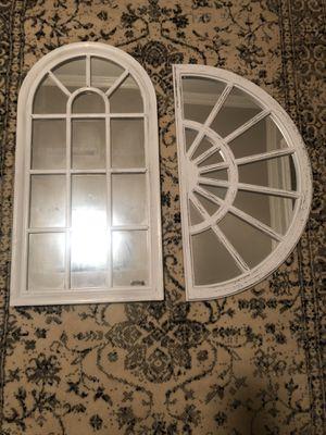 2 wall decor mirrors for Sale in La Plata, MD