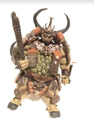 McFarlane Toys DARK AGES Samurai Wars Spawn Series 19 Dojo Action Figure for Sale in Kirkland, WA
