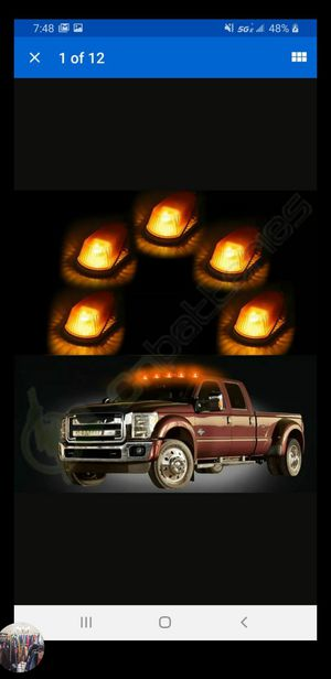 New Blazer International Trailer & Towing Accessories Blazer DF472CAK Teardrop Marker Light Kit, 5 Pack for Sale in Las Vegas, NV