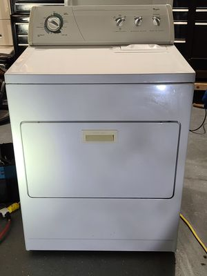 Whirlpool electric dryer <delivery available> for Sale in Tacoma, WA