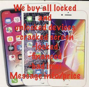 iPhone 7 plus for Sale in Wittmann, AZ