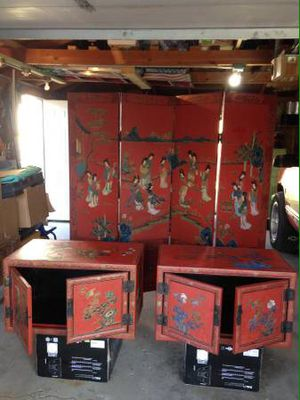 Chinese Antique / Vintage Furniture for Sale in Skokie, IL