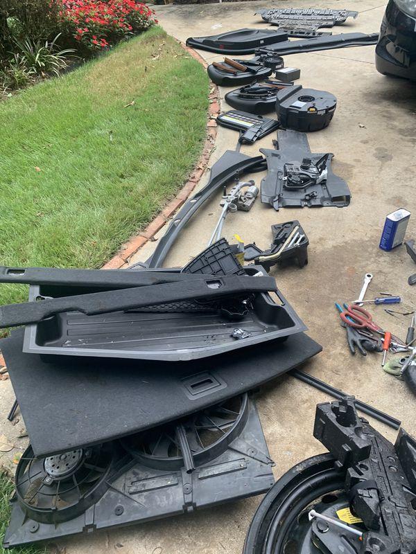 2007 -2012 Audi Q7 Parts and Diagnostics