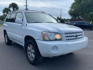 2003 Toyota Highlander for Sale in Tampa, FL