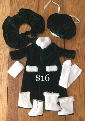 """Complete Outfit for 18"""" Dolls; American Girl, Journey Dolls, Battat etc... The Queen's Treasure Brand. NEW!!! for Sale in Las Vegas, NV"""