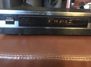 Yamaha stereo system receiver for Sale in Quincy, MA