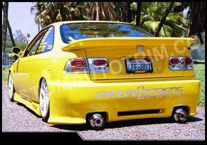 Honda Acura spider spoiler universal bodykit for Sale in Los Angeles, CA