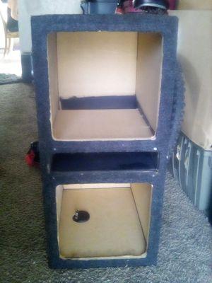 Atrend speaker box 12s L7 for Sale in Fresno, CA